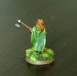 Lord of the Rings Rohan Captain Bad Squiddo Games Brynhildr_DSC0589
